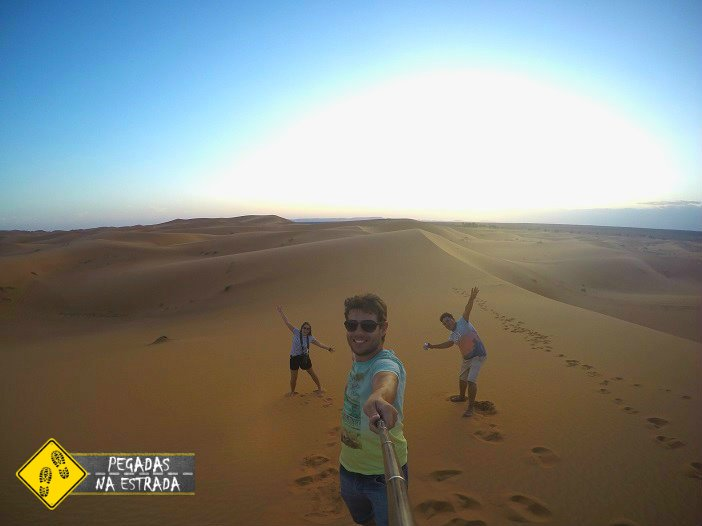 Excursão tour deserto do Saara Merzouga Erg Chebbi Marrocos