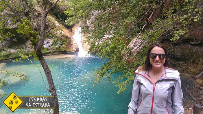 Viagem de carro pela Espanha natureza paisagem