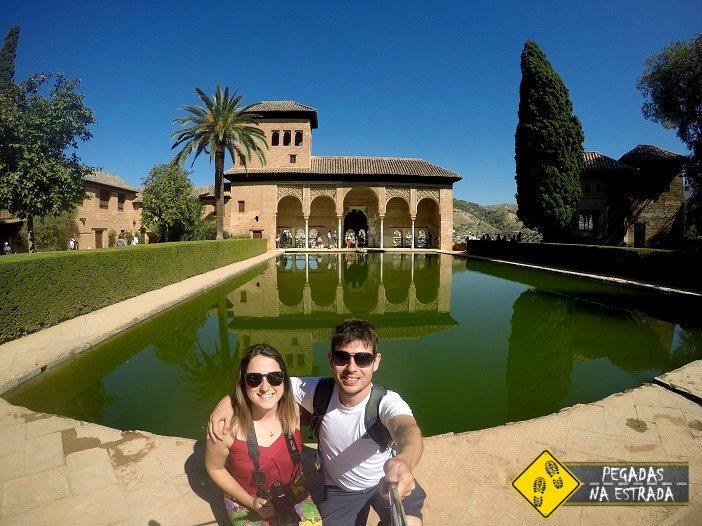 O que fazer em Granada Alhambra Espanha