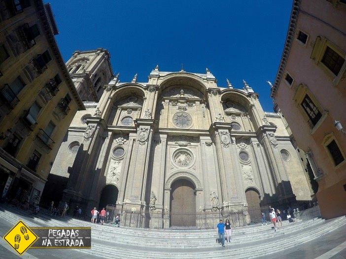 Catedral e Capilla Real de Granada