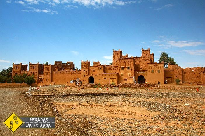 Kasbah deAmredhyle Skoura Marrocos