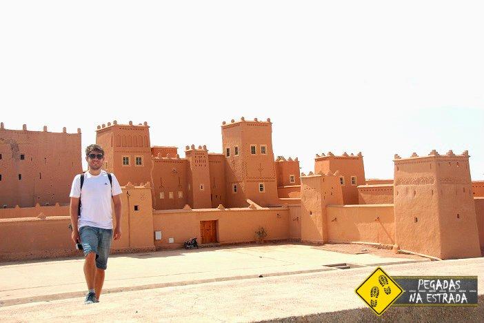 O que fazer no Marrocos Kasbah de Taourirt