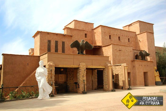 Museu do cinema Ouarzazate