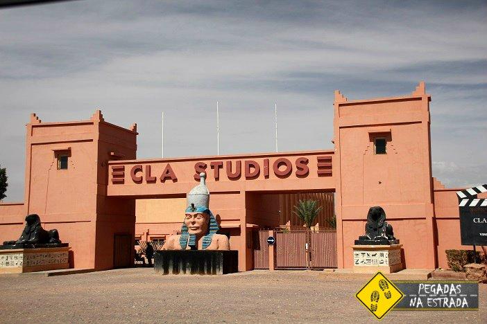 Estúdio de cinema Ouarzazate