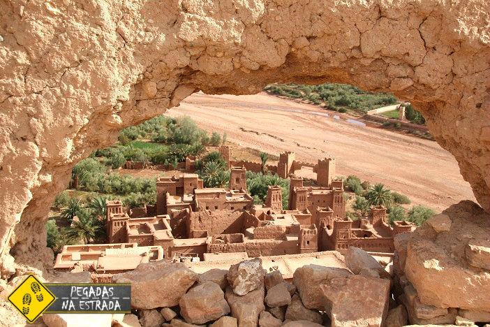 Aït-Ben-Haddou e Ouarzazate Marrocos