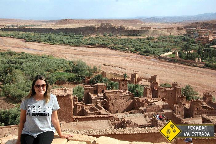 pontos de interesse Aït-Ben-Haddou e Ouarzazate