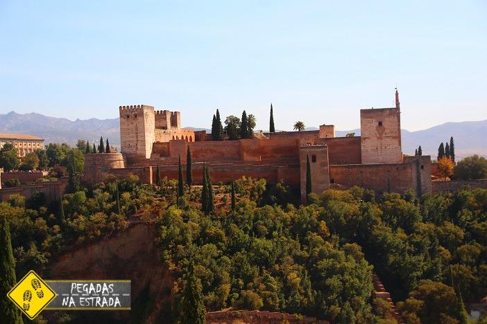 Alcazaba Alhambra Granada