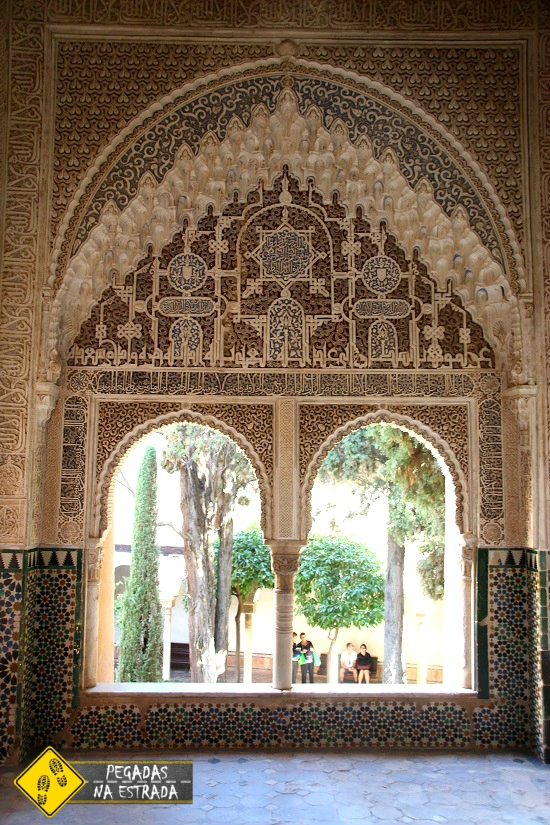 Mexuar Alhambra roteiro Espanha