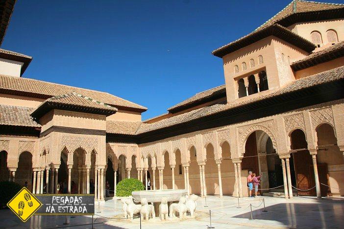 PaláciosNazaríes Alhambra