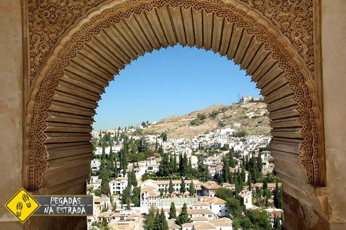 pontos de interesse Granada Albaicín