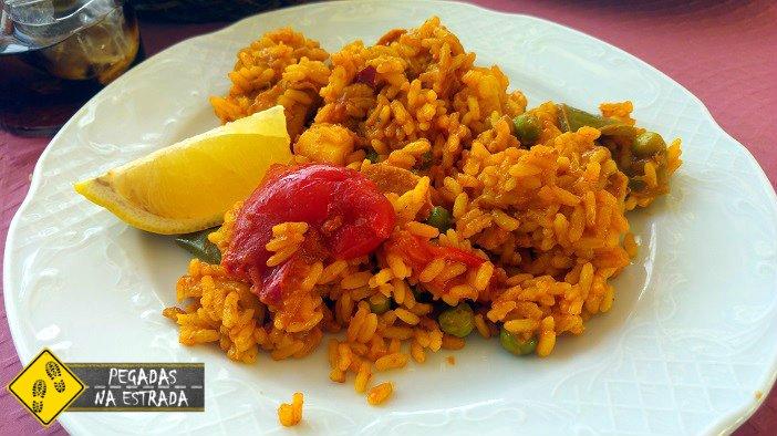 onde comer em Granada Albaicín