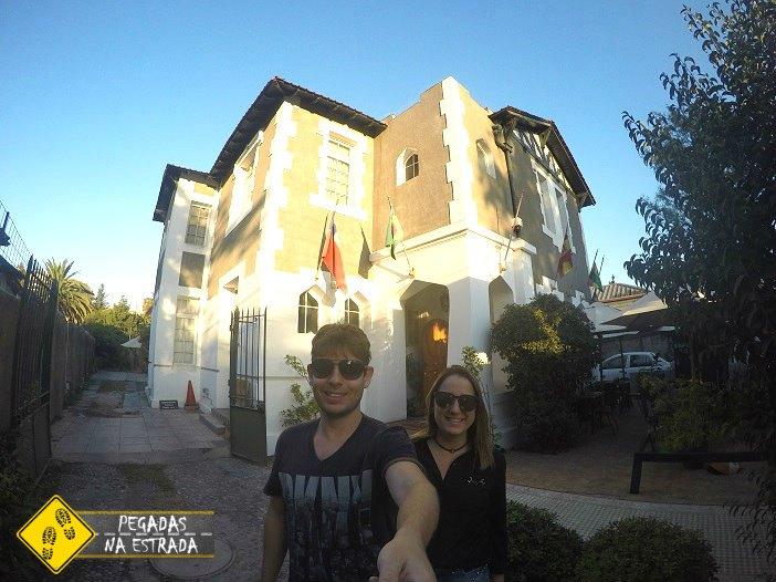 hotel Casa Lyon, no bairro Providência