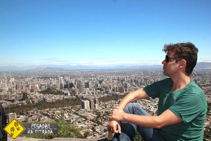 Roteiro em Santiago Chile