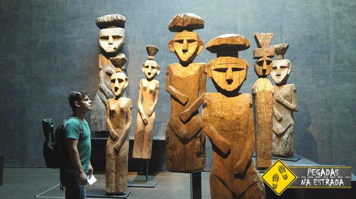O que fazer em Santiago Museu de Arte Pré-Colombiana