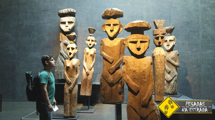 Museu Chileno de Arte Pré-Colombiana Santiago