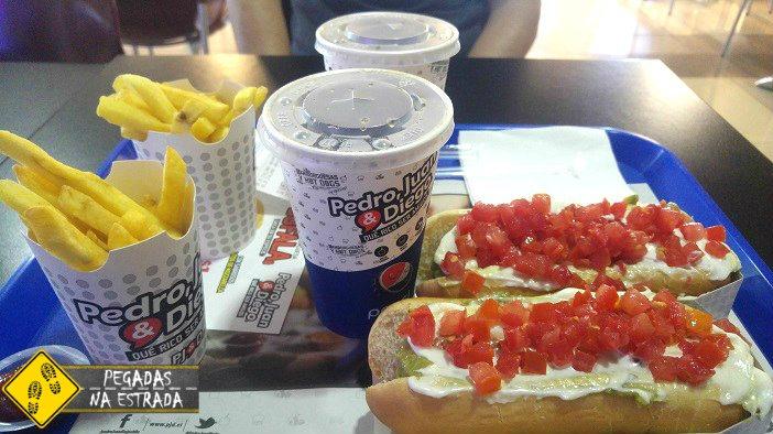 O que comer em Santiago