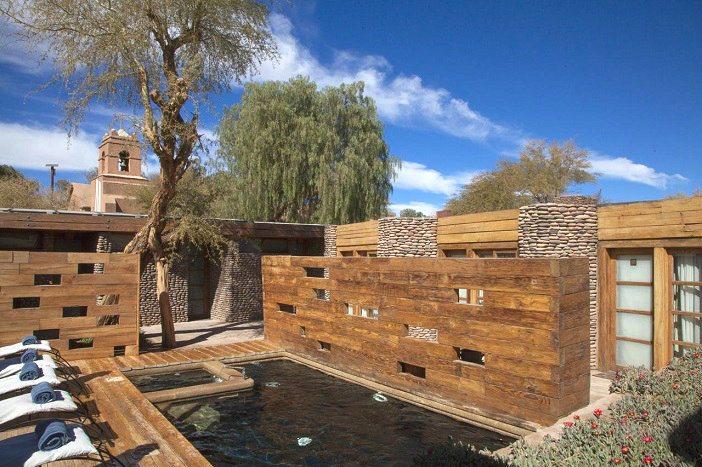 Hotel de luxo San Pedro de Atacama