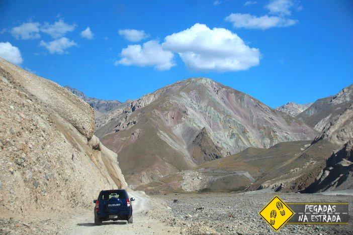 Camino Al Volcán Chile