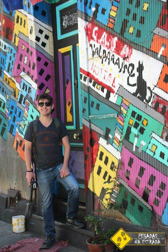 dicas Valparaíso Chile grafite