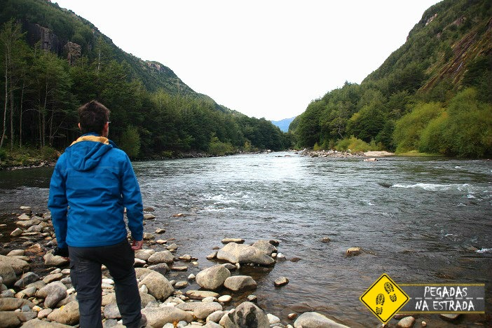 Reserva Nacional do Rio Simpson Coyhaique Carretera Austral
