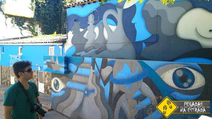 La Chascona o que fazer em Santiago