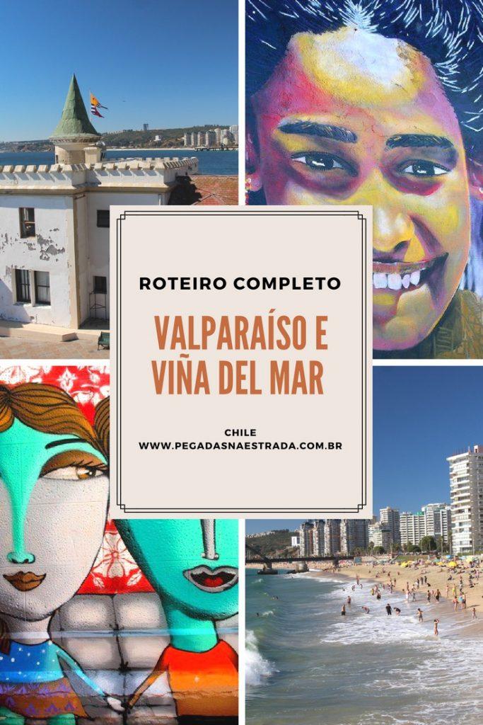 Conheça Valparaíso e Viña del Mar em um roteiro de 1 dia a partir de Santiago. Dicas de como chegar, atrações, hospedagem e muito mais. Este post faz parte de uma série de posts sobre Santiago, com muitas dicas e informações!