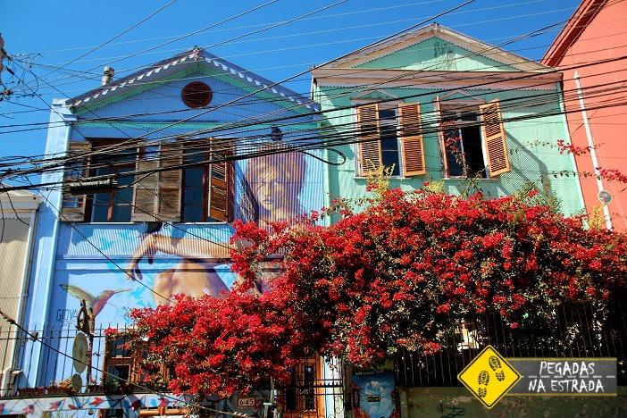 roteiro Valparaíso Chile