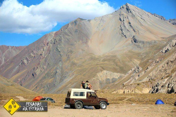 Termas Valle de Colina Chile Cajón del Maipo