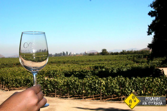 visita vinícola Concha y Toro