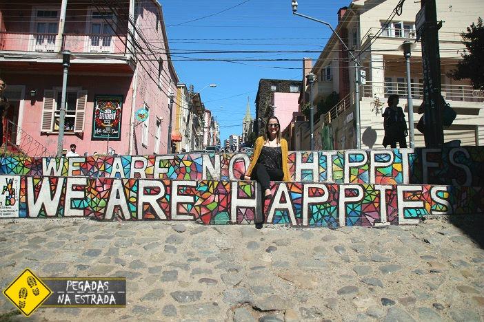 roteiro Valparaíso arte de rua