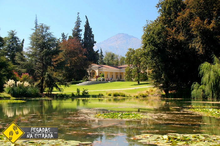 Visitar vinícola Concha y Toro Santiago Chile