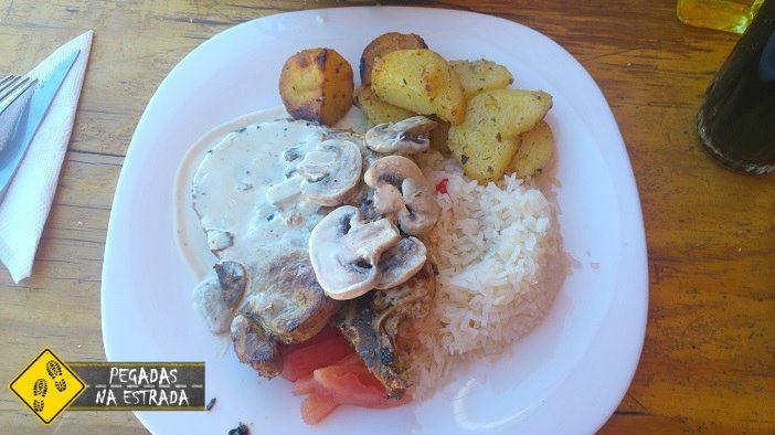 O que comer em San Pedro de Atacama