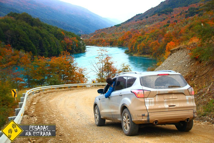 carro 4x4 road trip Chile