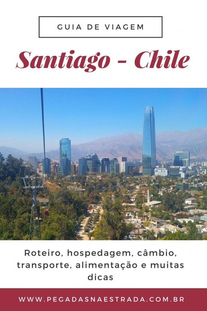 Saiba o que fazer em Santiago em um roteiro otimizado de 3 dias na capital chilena e região. Dicas de atrações, casa de câmbio, locomoção, hospedagem, alimentação e muito mais.