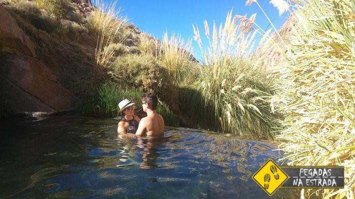 Termas de Puritama Deserto de Atacama Chile