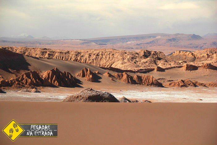 tour Vale da Lua Vale da Morte Atacama