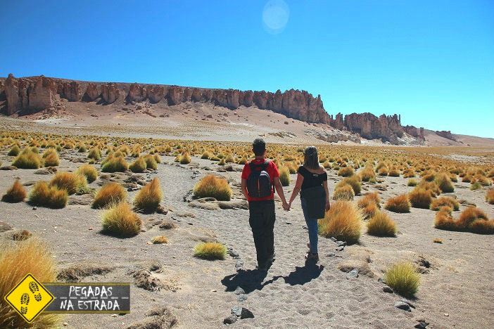 Catedrais de Tara Atacama Chile
