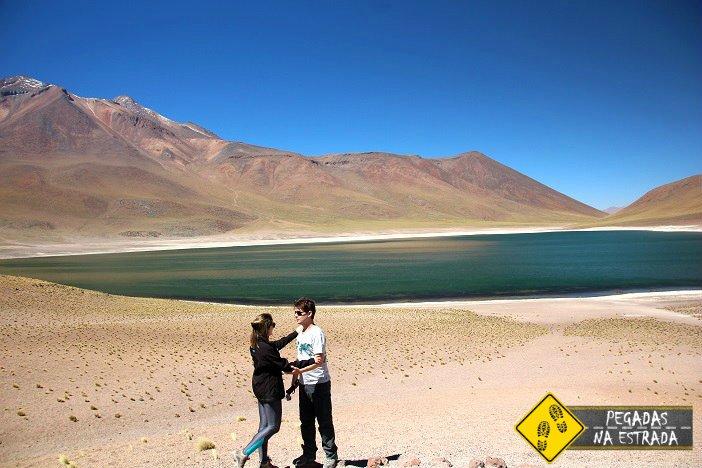 Laguna Miñiques Atacama