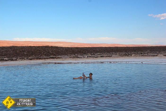 Pontos de interesse Deserto de Atacama Chile