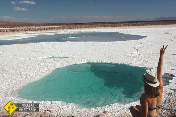 Lagunas Escondidas de Baltinache Atacama