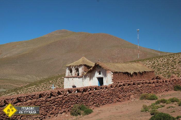 igreja Machuca Chile Atacama