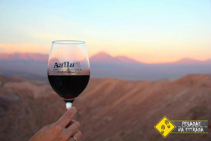 tour Atacama português luxo