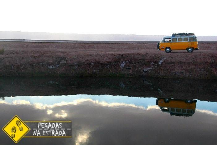 Ojos del Salar Deserto de Atacama
