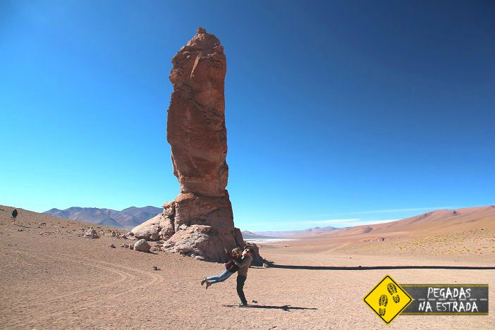 Monges de la Pakara Salar de Tara Pedra do Índio