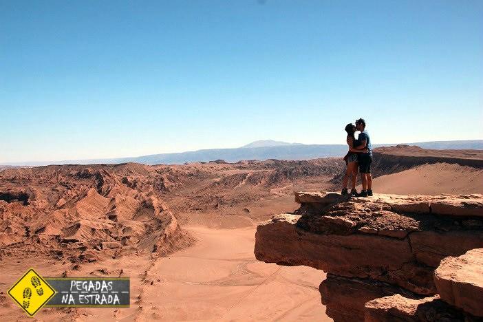 Pedra do Coyote Vale da Lua Atacama