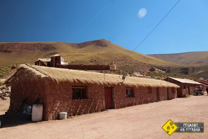 Povoado de Machuca Chile Atacama
