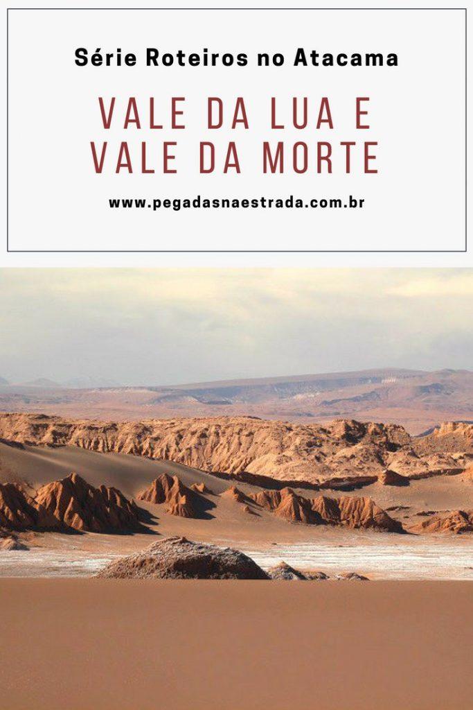 Localizados no deserto mais seco do mundo, o Vale da Lua e o Vale da Morte podem ser conhecidos em um passeio de meio dia no Atacama e oferecem paisagens que parecem ser de outro planeta. No post de hoje, saiba tudo o que você precisará para desfrutar de um dos lugares mais diferentes e incríveis do Chile.