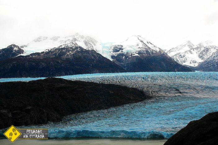 Glaciar Grey Parque Nacional Torres del Paine, Chile