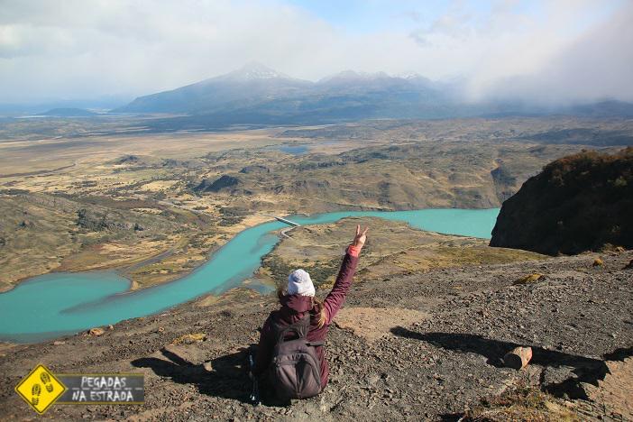 TrilhaSendero de los Lagos, Torres del Paine