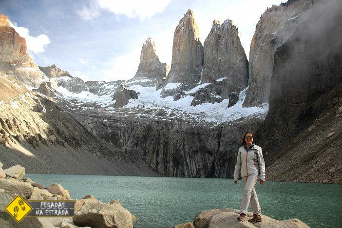Base das Torres Circuito W Torres del Paine